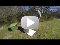 Flytning af bier til et opstablingsstade Del 1 af 2
