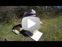 Flytning af bier til et opstablingsstade Del 2 af 2